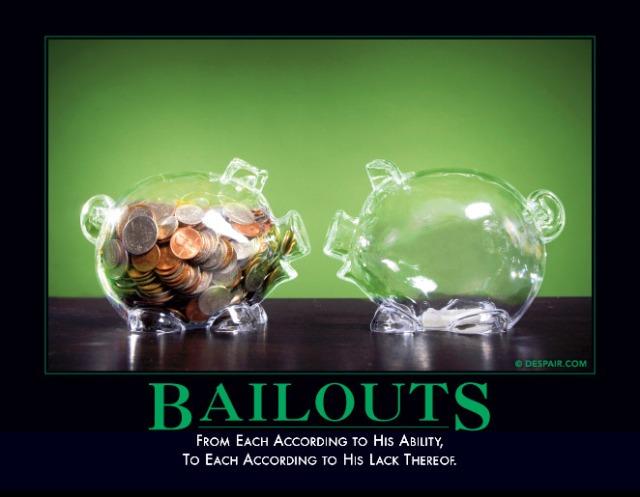 bailoutsdemotivator