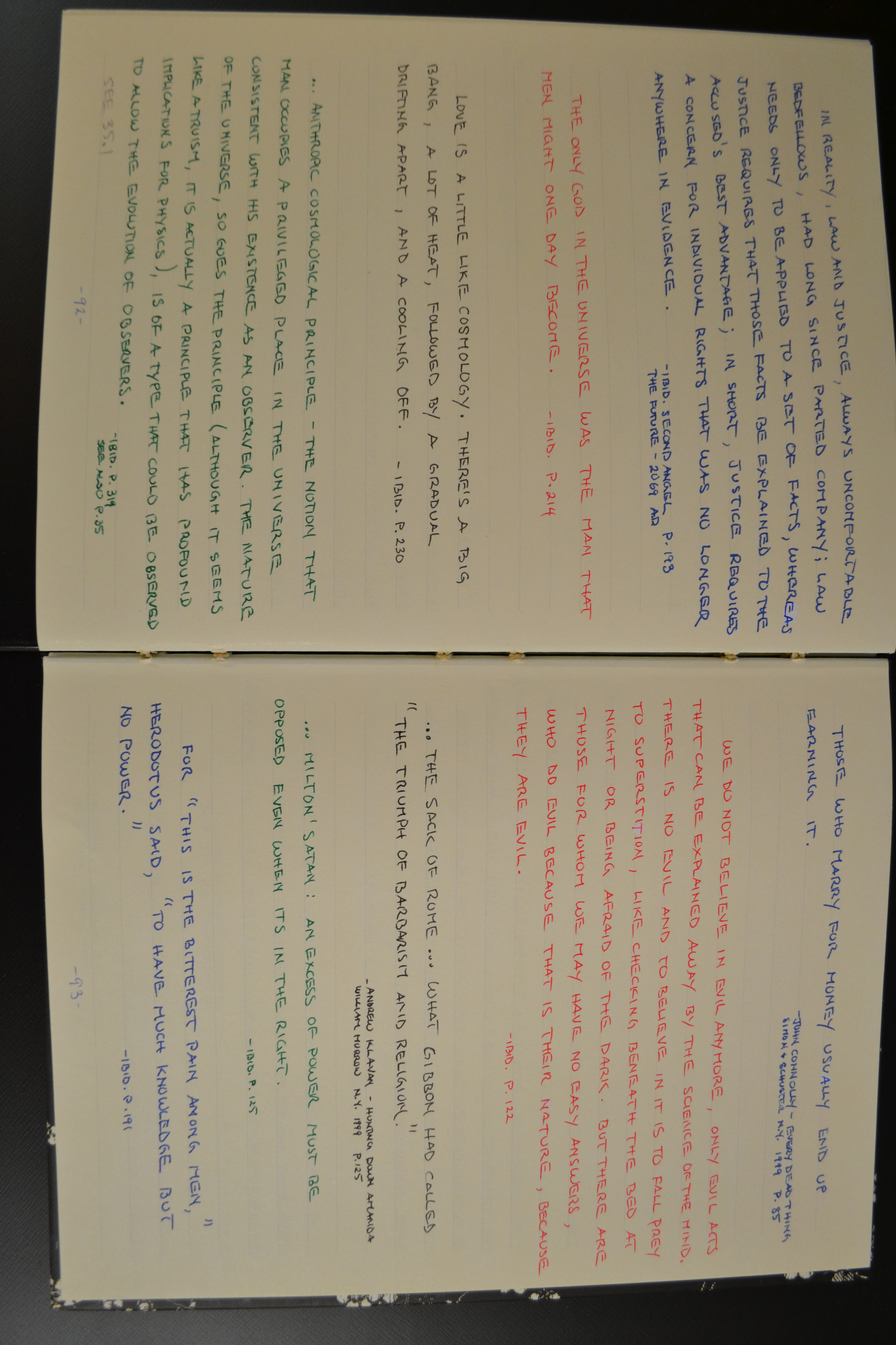 Collected Quotations – Vol  I & II | Gerold's Blog