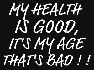 health good age bad