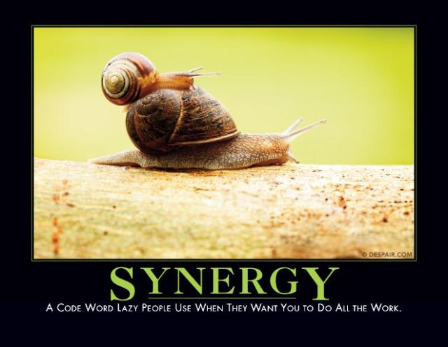 synergydemotivator