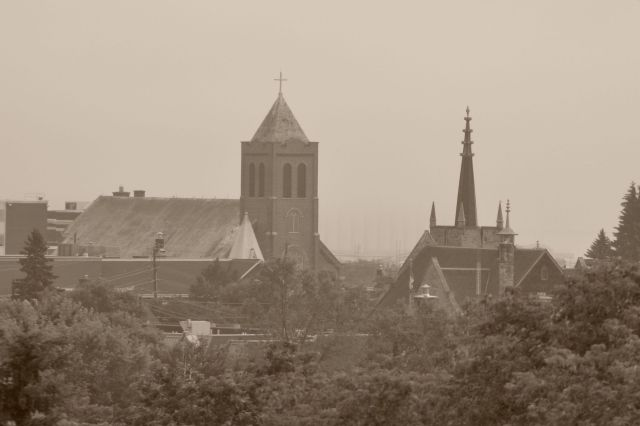 SEPIA CHURCHES
