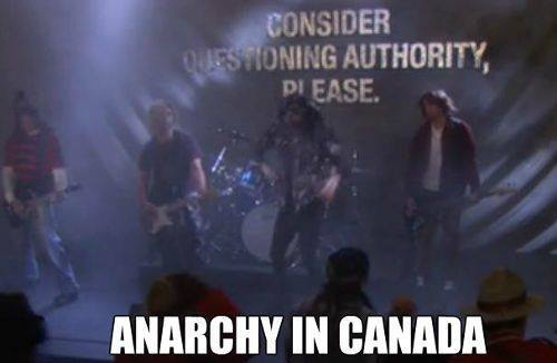 anarchy CAnada