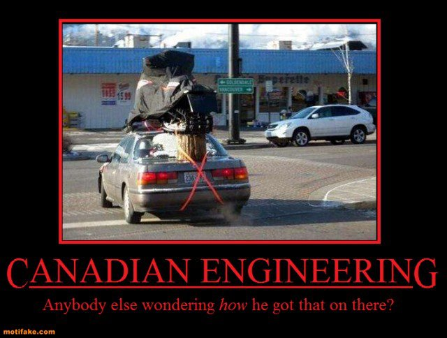 Canadian engineering