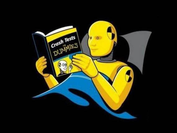 crash test for dummies