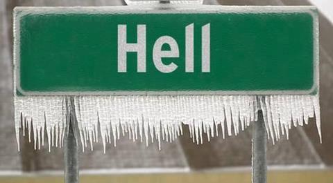 hell frezes