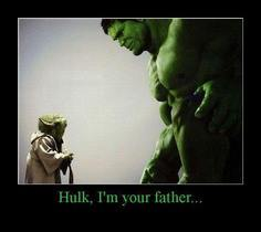 hulks father