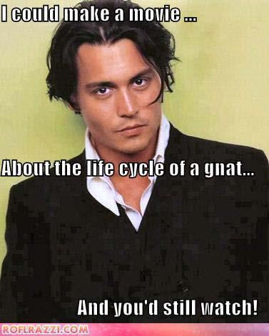 Johnny Depp any movie