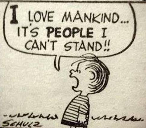love mankind