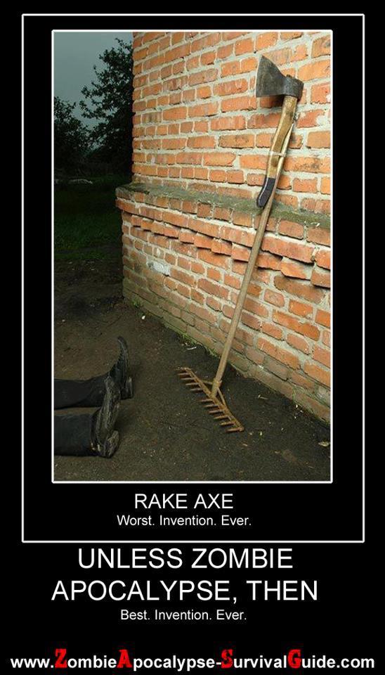 rake axe