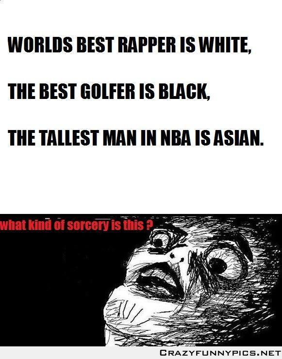 rapper golfer sorcery