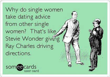 single women dating advice