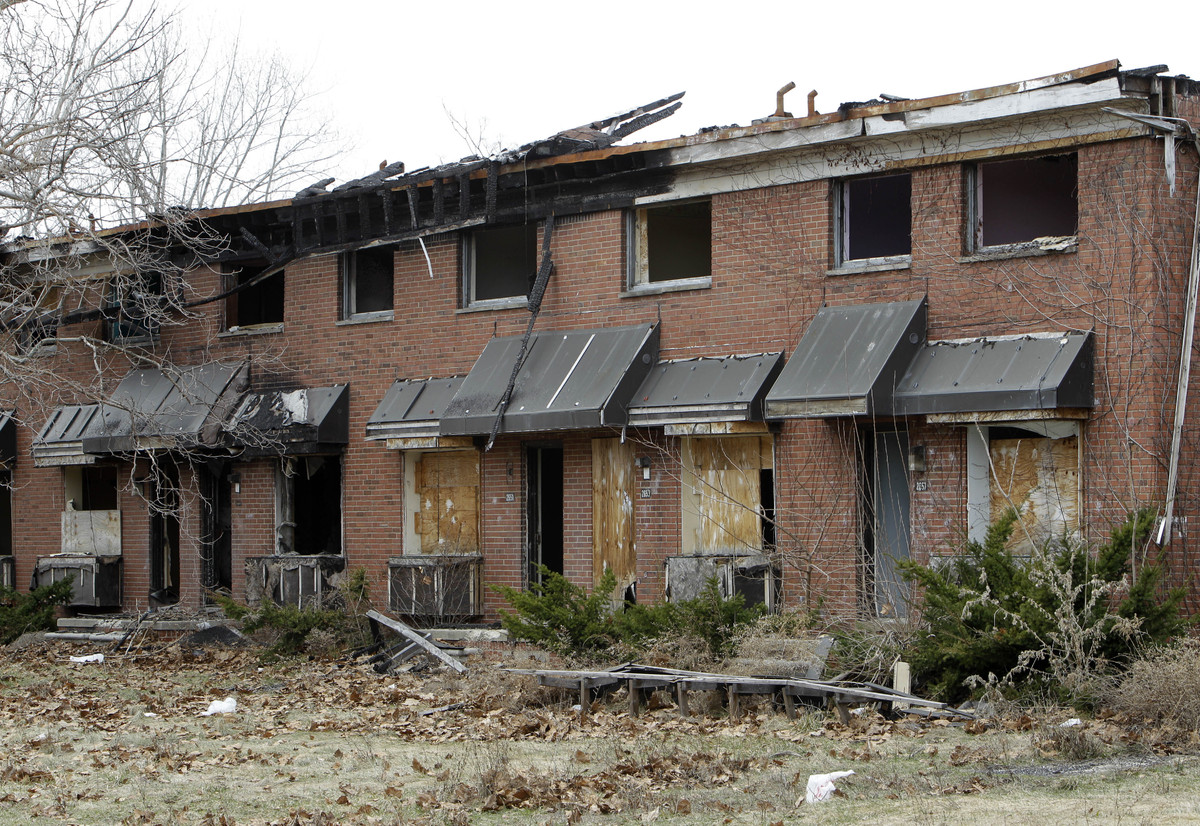 Socialists bankrupt detroit gerold 39 s blog for Projects of houses