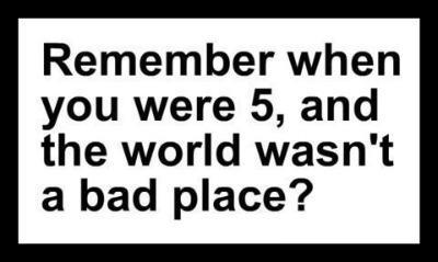 5 world not bad X