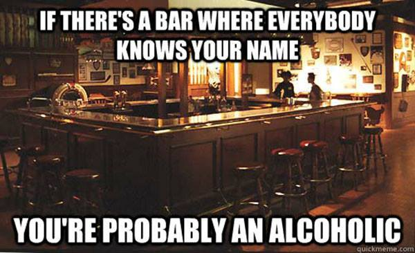 bar know name alcoholic X