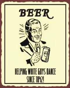 beer white guys dance X
