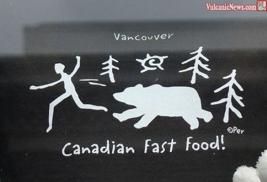 Canadian fast food X