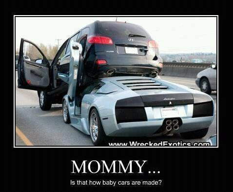 car babies made X