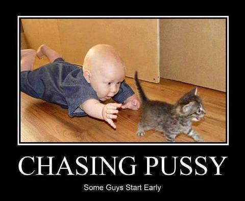 chasing pussy X