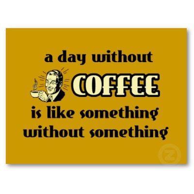 coffee something something X