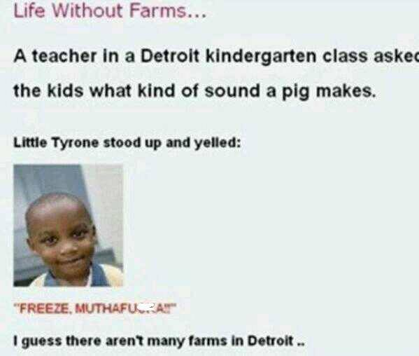 Detroit pig sound