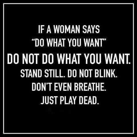 do what you want play dead FB X