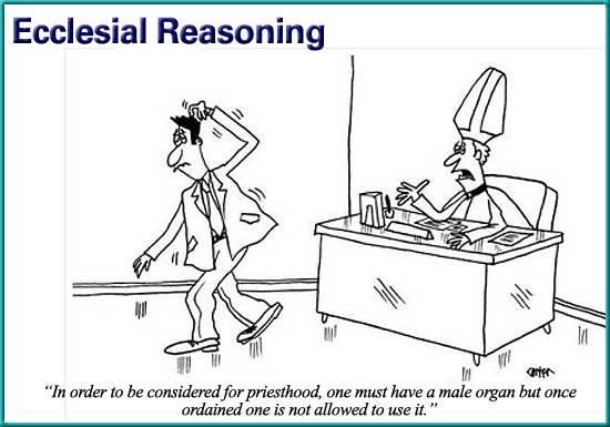 Ecclesial Reasoning X