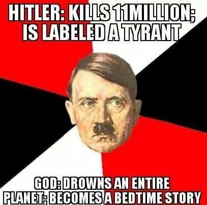 Flood vs Hitler X