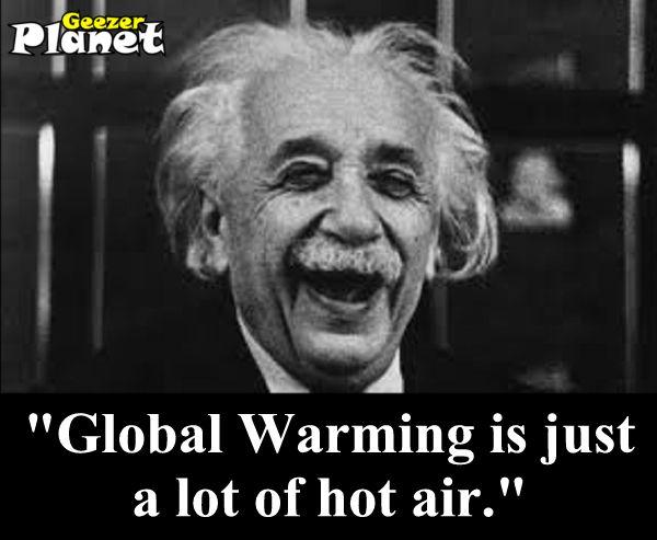 global warming X