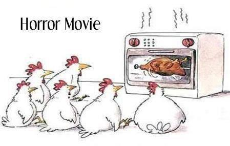 horror movie X