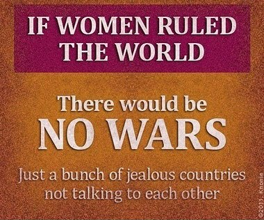 if women ruled world X