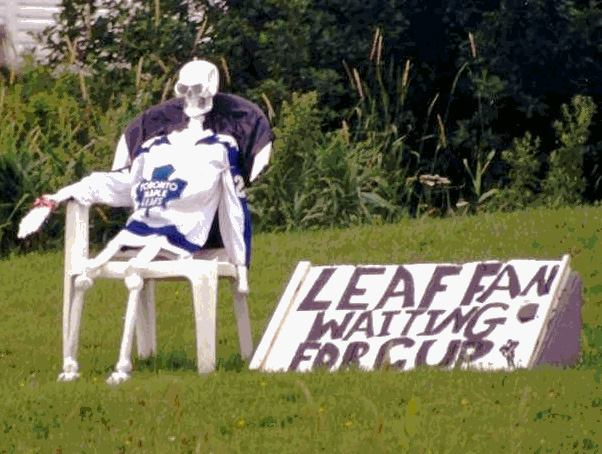 Leaf fan skeleton X