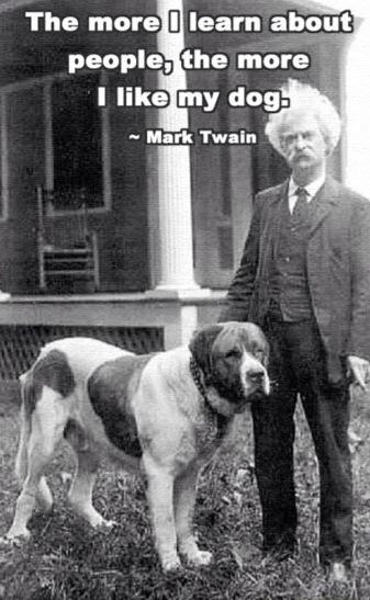 learn people like dogs X