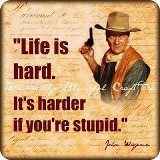 life harder stupid X