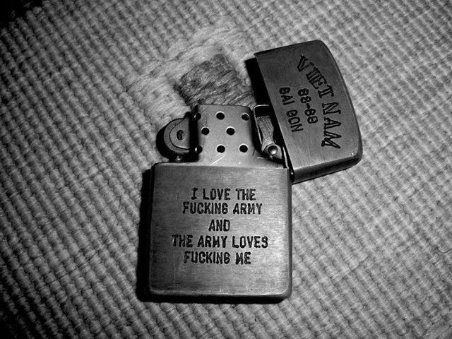 love fucking army X