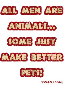 men animals pets