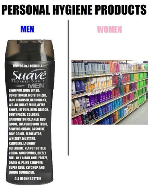 men women hygene products Xm