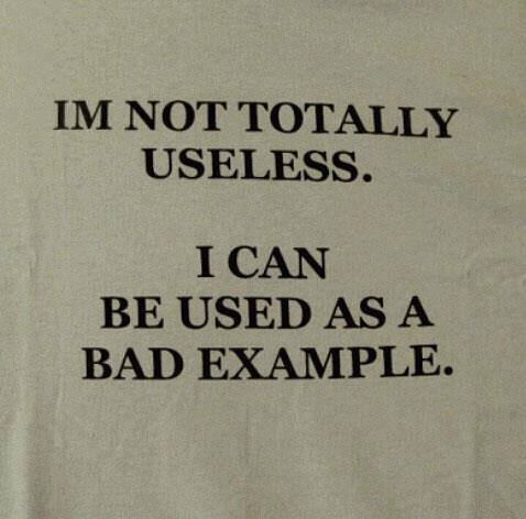 not useless X