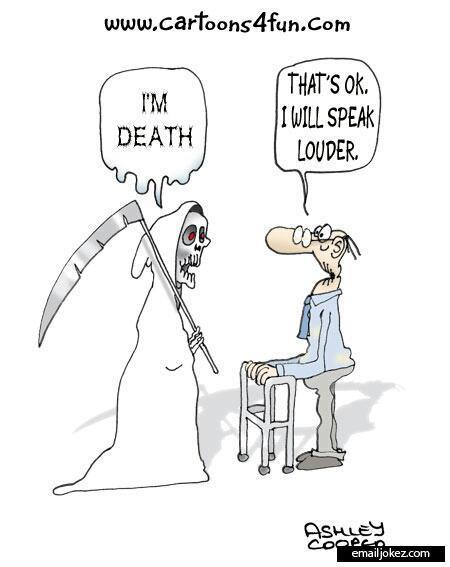 old death louder X