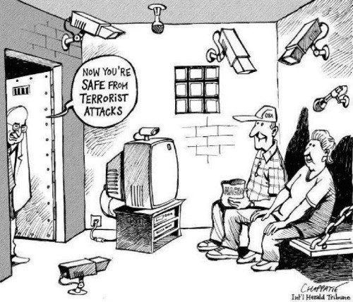 prison safe from terrorists X