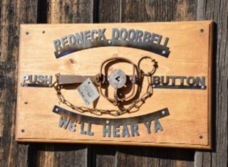 redneck doorbell X