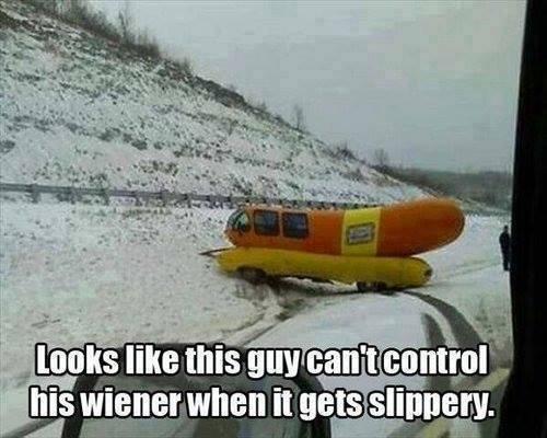 slippery weiner X