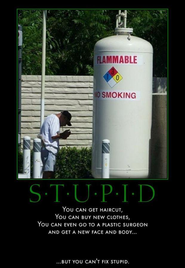 stupid smoking-fail X