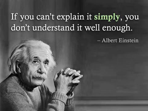 understand simple explanation