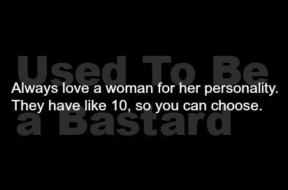 women 10 personalities X