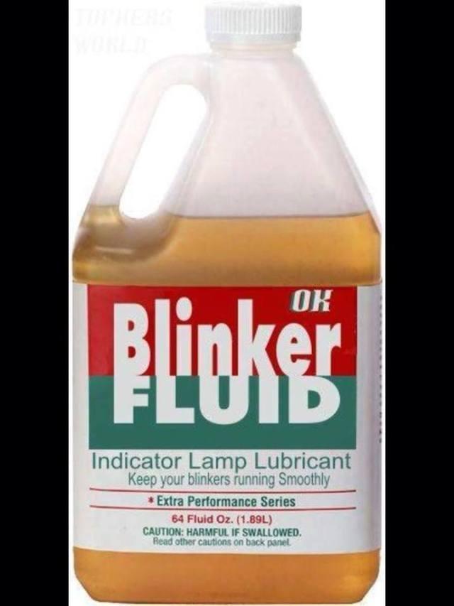 x-blinker-fluid