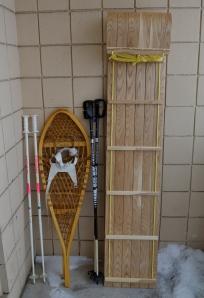 _DSC0040 snowshoes tobaggan