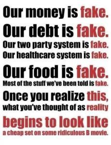 fake everything