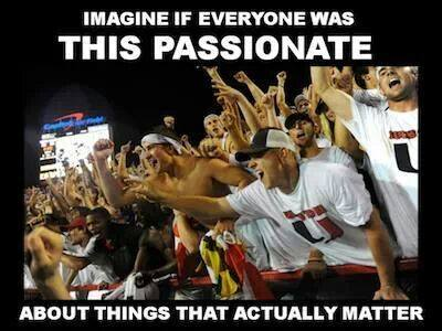 passion things matter