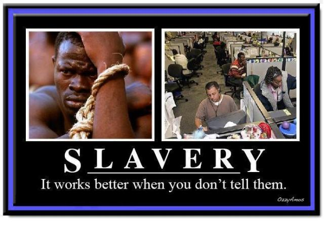 slavery better not told